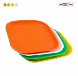Square Quarter Plate (6 Pc Set)