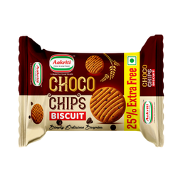 Aakriti Choco Chips Biscuits