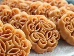 Fried Achu Murukku Snack, Packaging Size: 100 Grams