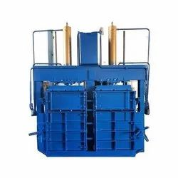 Double Cylinder Double Chamber Vertical Baling Press Machine