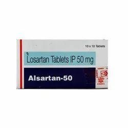 Alsartan Tablet (Losartan)