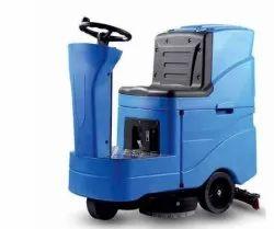 Ride On Scrubber Dryer Machine 100 Ltrs