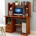 Computer Workstation Desk With Storage.