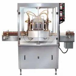 Automatic Agro Chemical Liquid Filling Machine