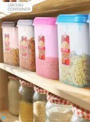 Plastic Food Storage Square Container