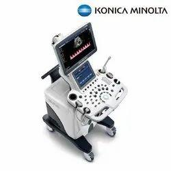 Konica Minolta Ultrasound Machine