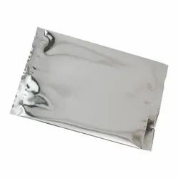 Silver Center Sealed Pouches