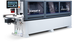 Format-4 Tempora F600 Automatic Edge Banding Machine