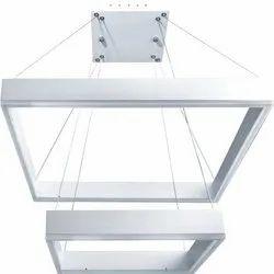 LHL-304 LED Double Square Hanging Light