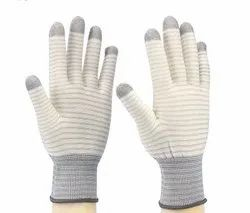 ESD Dotted Hand Gloves