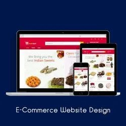 PHP/JavaScript Dynamic E-Commerce Website Design, With 24*7 Support