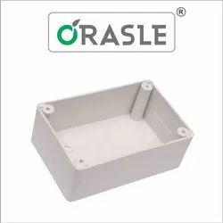 Rectangular Pvc Electrical SS Box, Size: Regular, Dimension: 16 Amp