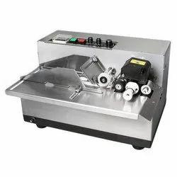 Dry Ink Coder Batch Coding Machine