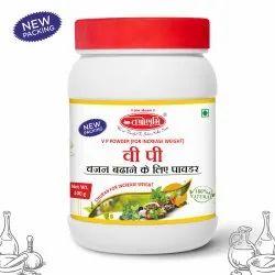 Herbal Weight Gain Powder, 125 Grm., Non prescription