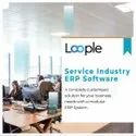 Service Industry ERP Software