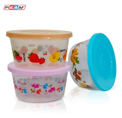 Plastic Freeze Container