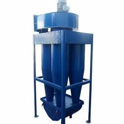 Multicyclone Dust Collection System