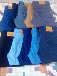 Mens Silky Jeans