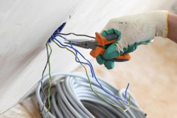 Electrical Wiring Installations Service, in Local