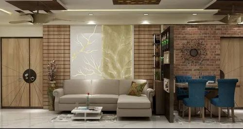 Drawing Room Interior Designing Service