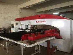 CNC Turret Punch Press Components