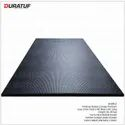 Black Cow Rubber Mat Heavy-Weight Bubble