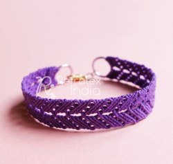 Bracelet Handmade Macrame Jewellery