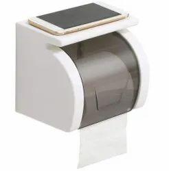 Corslet White Toilet Paper Holders