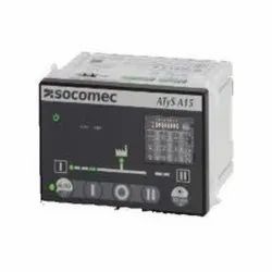 Socomec ATyS A15 ATS Controller Entry-Level Functionalities