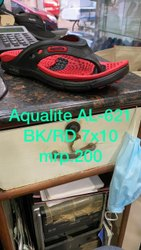 AL621 Mens Aqualite Rubber Slipper