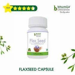 Flax Seed Soft Gel Capsules
