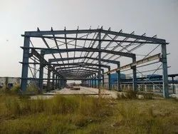 Steel Frame Structures Industrial Building Construction Services, in Faridabad