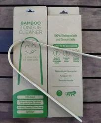 Bamboo Tongue Cleaner (Handmade) 100% Natural & Organic