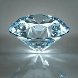 白色钻石的石头