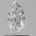 Marquise 0.31ct D VVS2 IGI Certified Natural Diamond