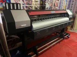 Eco Solvent Flex Printing Machine