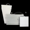 GSM900 DCS 1800mhz 3G 2100mhz Tri Band Signal Repeater