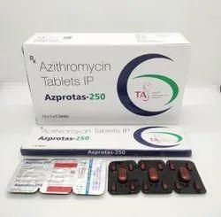 Azprotas-250/Azithromycin Tablets Ip