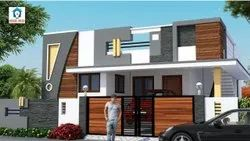 Concrete Frame Structures Residential Construction Service, Hyderabad