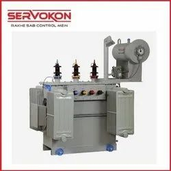 8MVA 3-Phase Oil Cooled Power Transformer