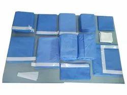 Blue CABG Kit, For Hospital, Packaging Type: Box