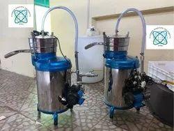 Milk Cream Separator Machines