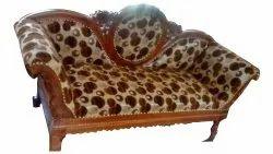 Teak Wood Diwan Sofa