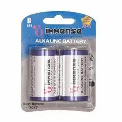 IMMENSE LR20 D Alkaline Battery