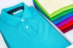 Polyester Collar T Shirts, Pan India, Age Group: 16-80
