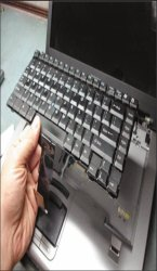 Laptop Keyboard Repairing Services, CPU