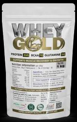 Whey Protein Gold Standard Drink Mix, Packaging Type: Pouch