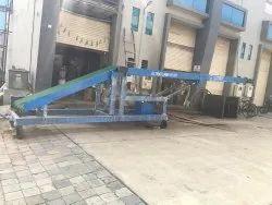 Flexible Loader Unloader Conveyor
