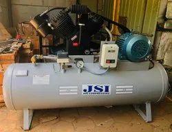 Jsi Brand 5 Hp 300 Lit High Pressure Model Air Compressors