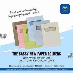 Paper L Folder